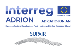 SUstainable Ports in the Adriatic-Ionian Region Logo